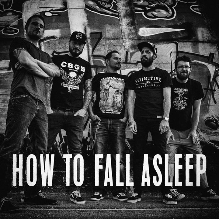 How To Fall Asleep Tour Dates