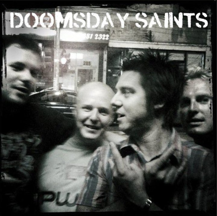 Doomsday Saints Tour Dates