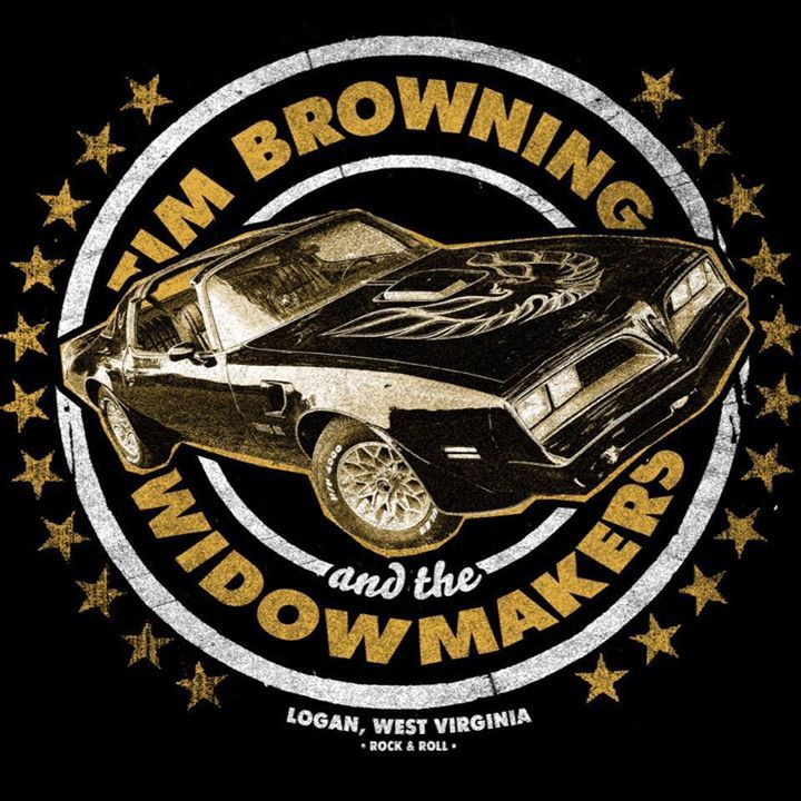 Tim Browning & The Widowmakers Tour Dates