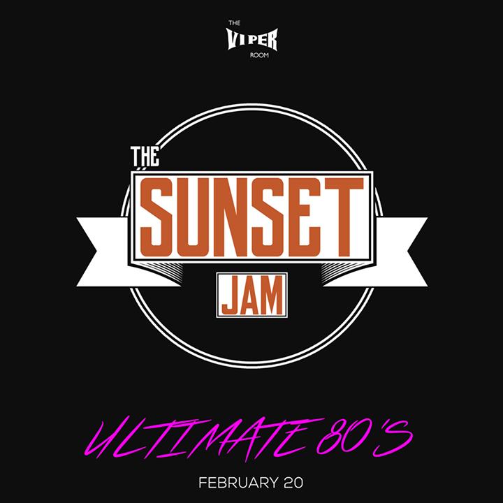 The Sunset Jam Tour Dates