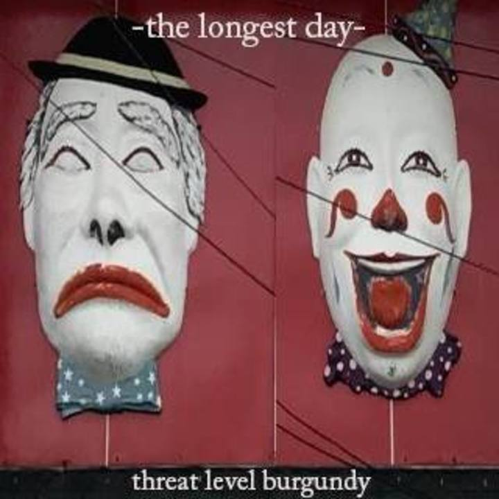 Threat Level Burgundy Tour Dates