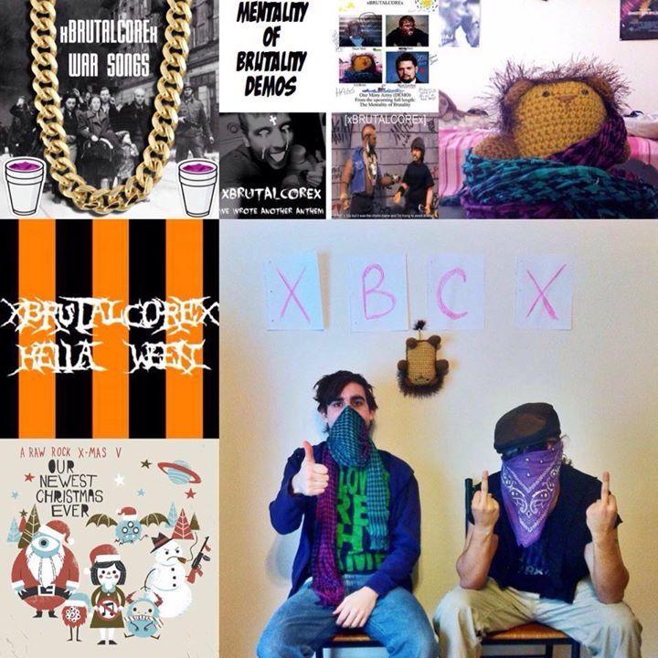 XbrutalcoreX Tour Dates