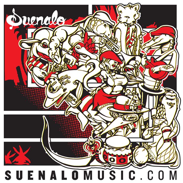 Suenalo Tour Dates