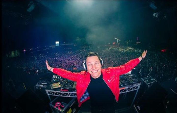 Tiesto: The First Dj In The World Tour Dates