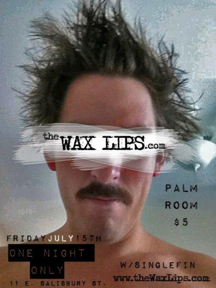 Wax Lips Tour Dates