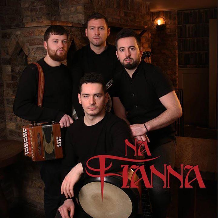 Na Fianna Tour Dates