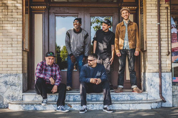The Expanders Tour Dates