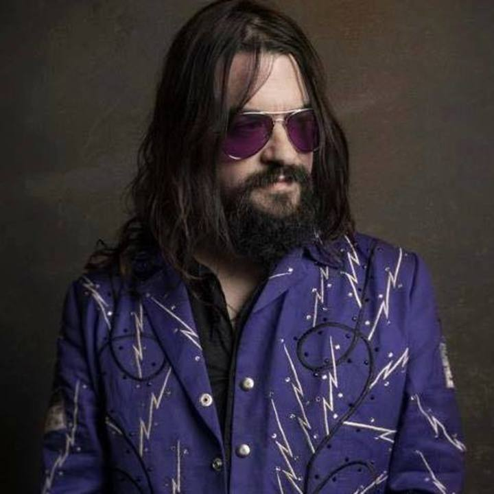 Shooter Jennings @ Motors & Music 2017 at ATV Racetrack - Davis, OK