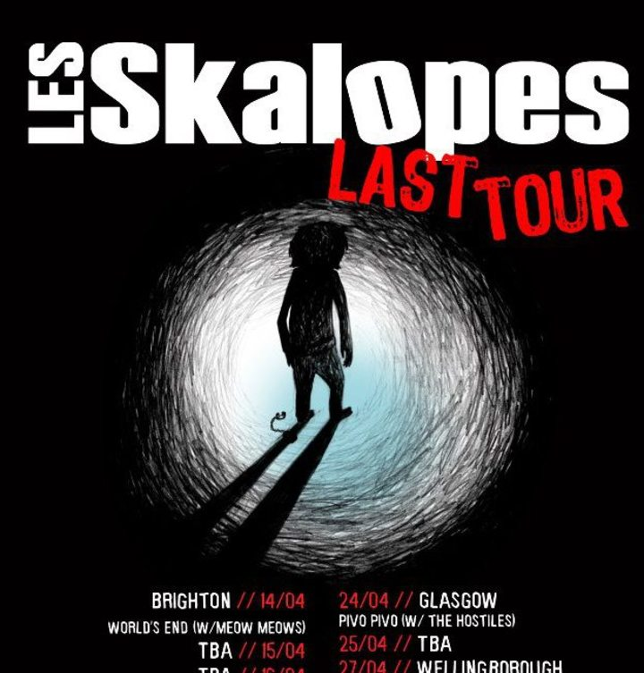 Les Skalopes Tour Dates
