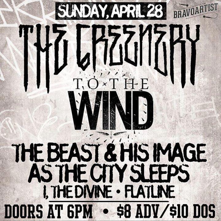 As The City Sleeps Tour Dates