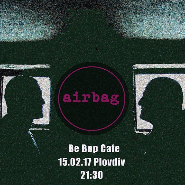 Airbag @ Klub Firlej - Wroclaw, Poland