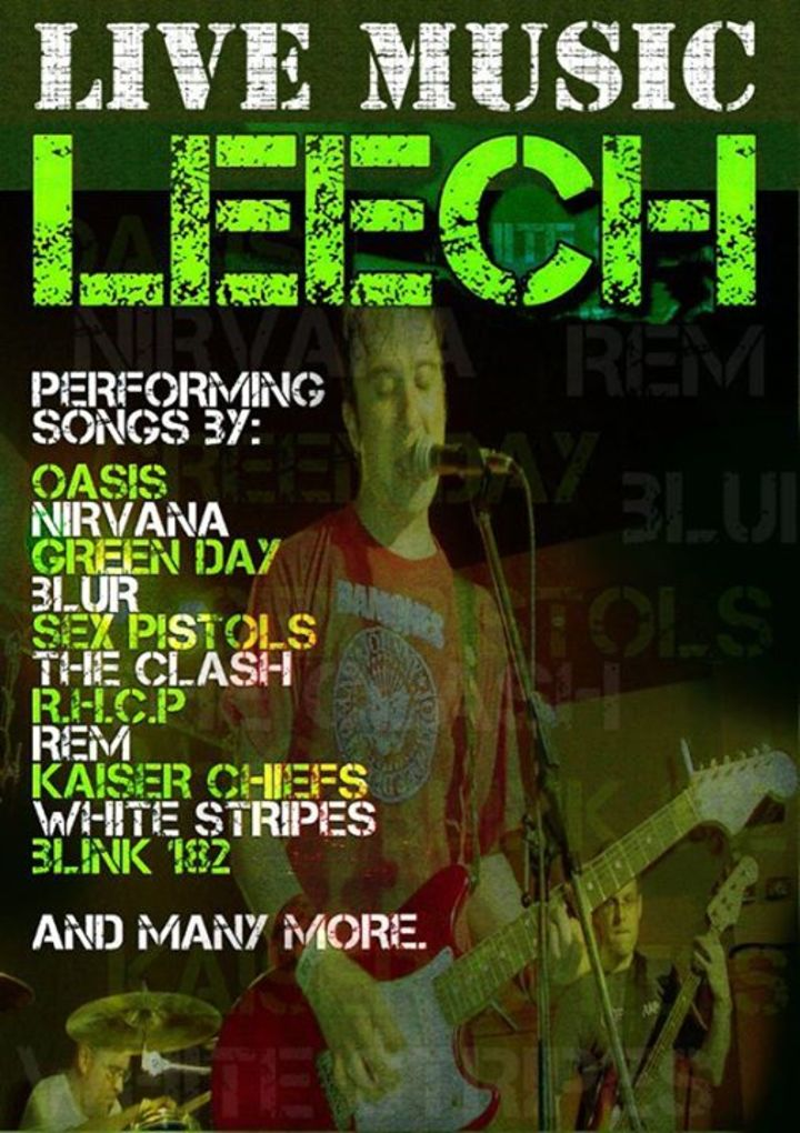 Leech Tour Dates