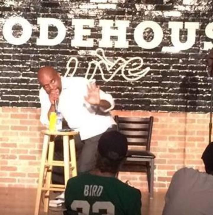 Corey Manning @ Comedy Scene - Foxboro, MA