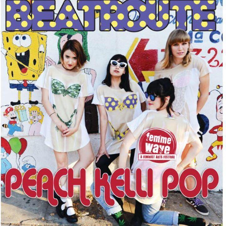 Peach Kelli Pop Tour Dates