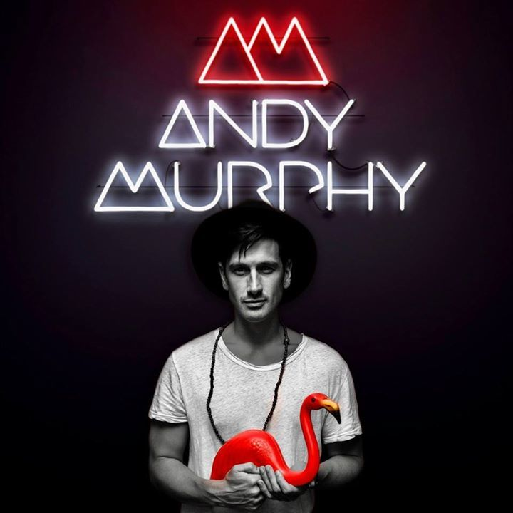 Andy Murphy Tour Dates