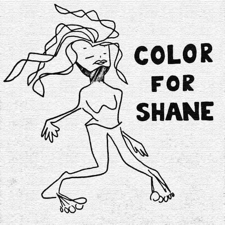 Color for Shane Tour Dates