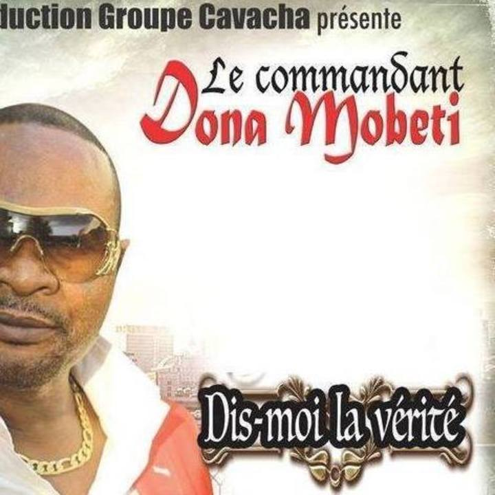 Le Commandant DONA-MOBETI Tour Dates