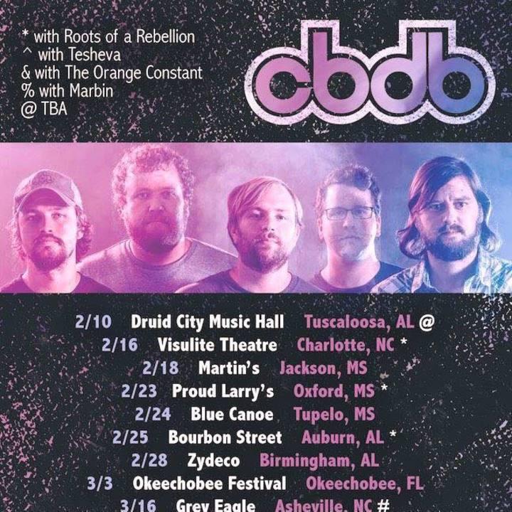 Upcoming CBDB Concert Dates And