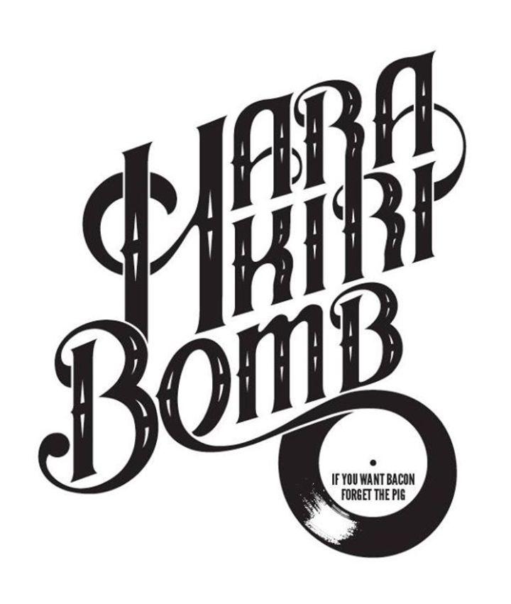 HARAKIRI BOMB Tour Dates