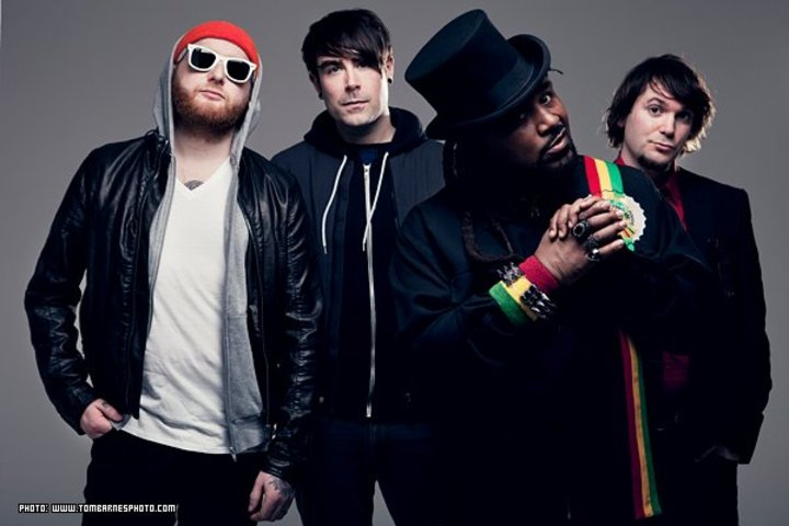 Skindred Poland Tour Dates