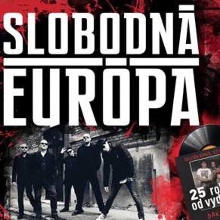 Slobodná Európa Tour Dates