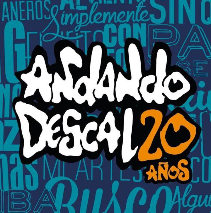 Andando Descalzo Tour Dates