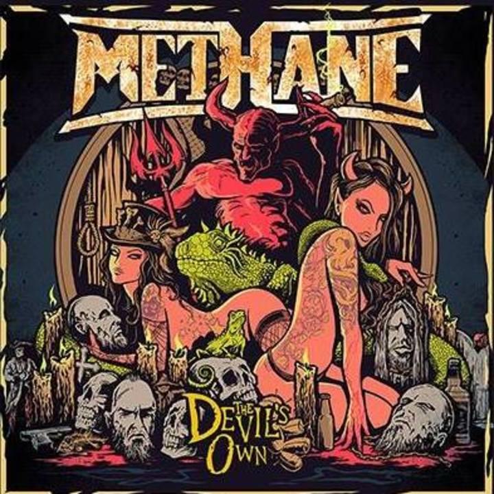 Methane @ Dented Chrome - Borlänge, Sweden
