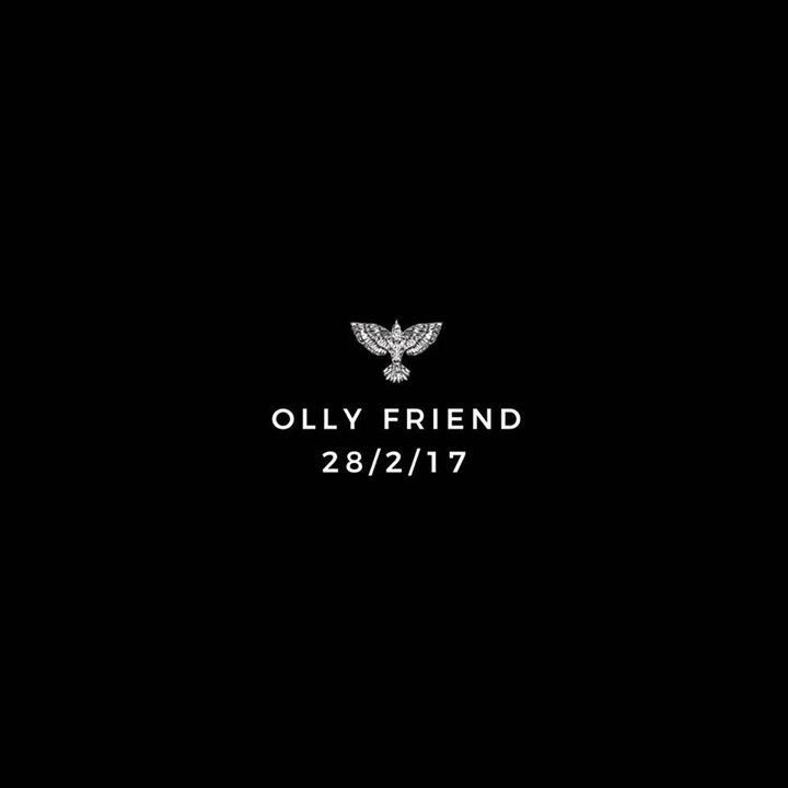 Olly Friend Tour Dates