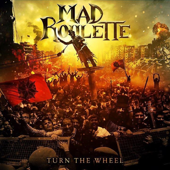 Mad Roulette Tour Dates