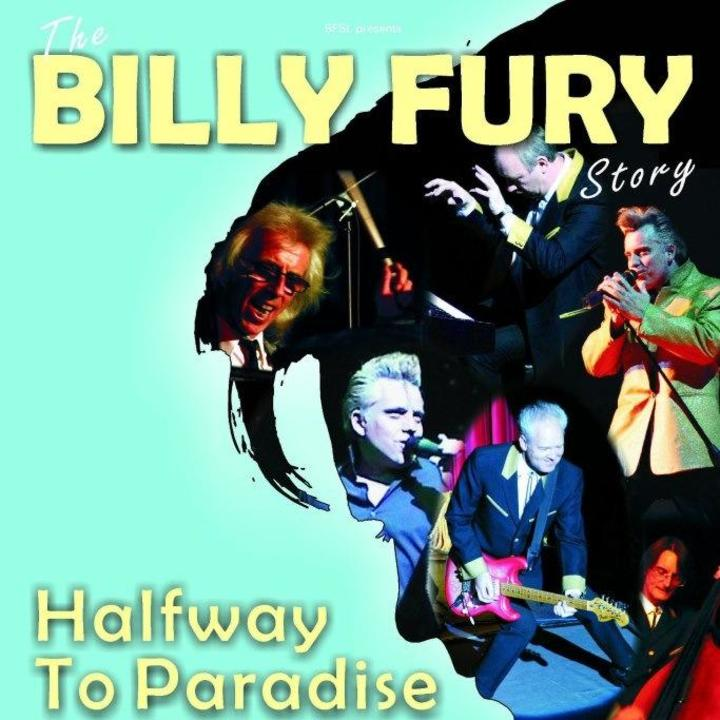 The Billy Fury Story Fanclub @ Perth Concert Hall - Perth, United Kingdom