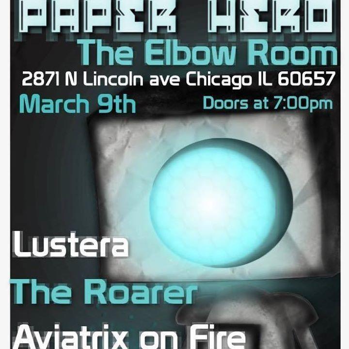 The Roarer Tour Dates