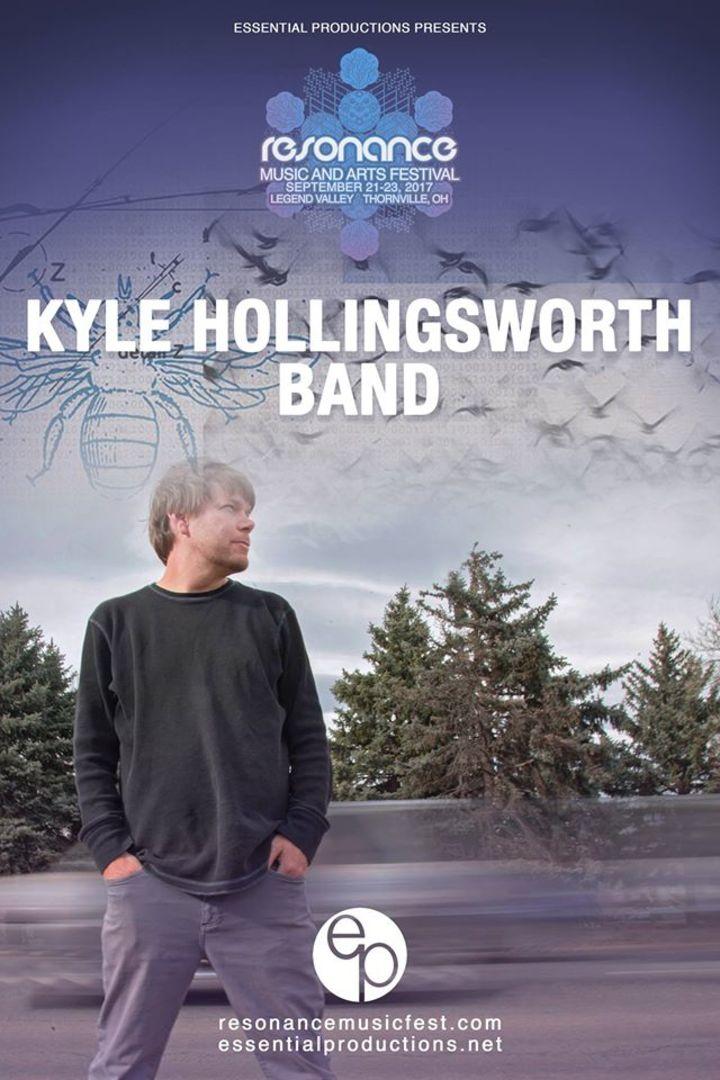 Kyle Hollingsworth @ Legend Valley - Thornville, OH