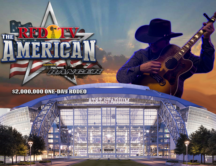 Austin Wahlert Band @ Cowboys Stadium - Arlington, TX