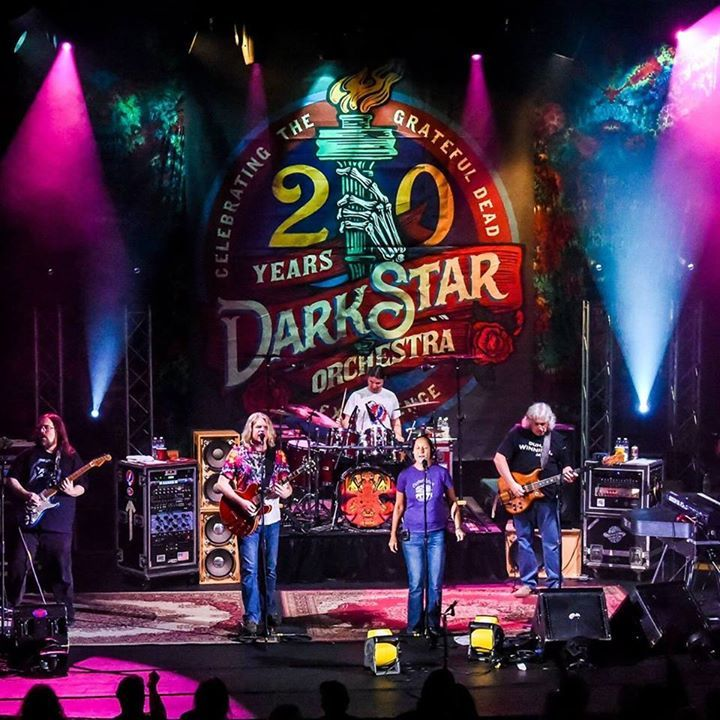 Dark Star Orchestra Tour Dates
