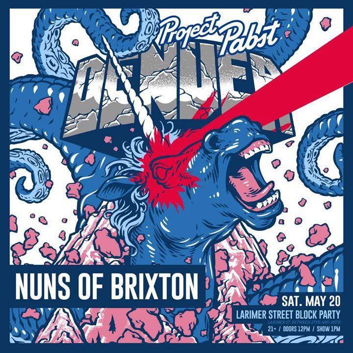 The Nuns of Brixton Tour Dates