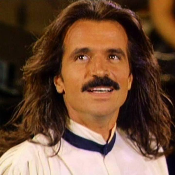 Yanni: Greek-Private page Tour Dates