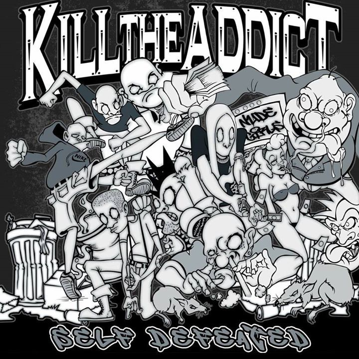 Kill the Addict Tour Dates