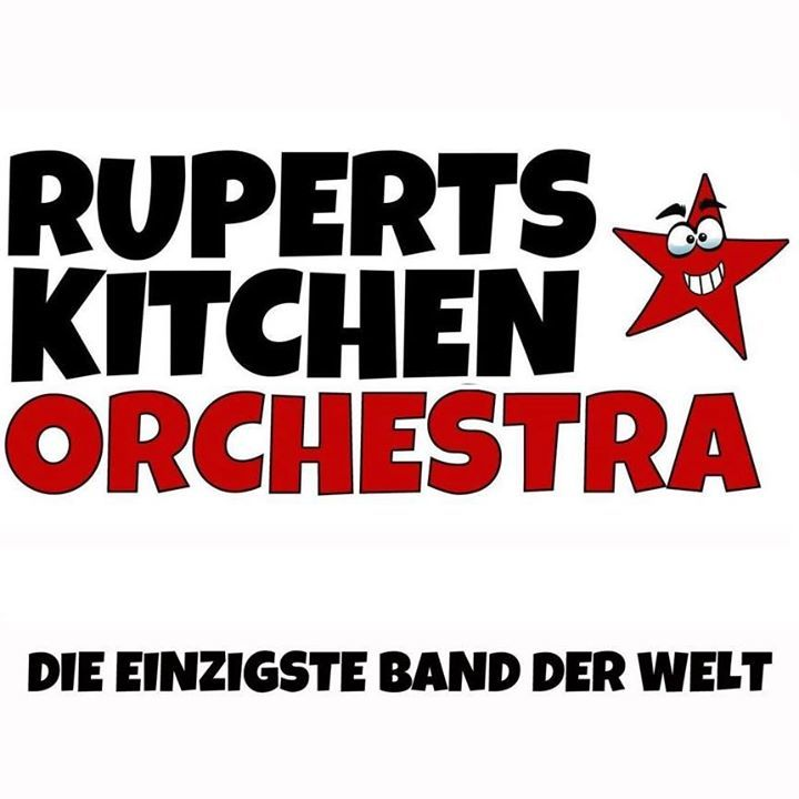 Rupert's Kitchen Orchestra Tour Dates