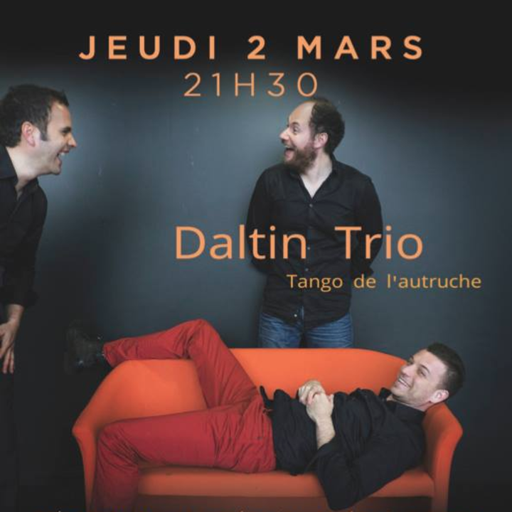 Daltin Trio Tour Dates
