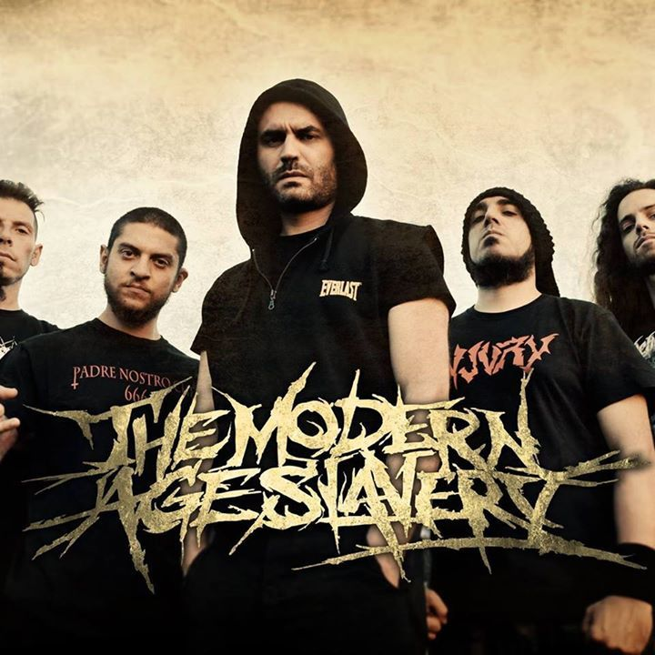 The Modern Age Slavery @ TBC - Hannover, Germany