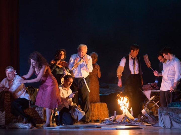Iestyn Davies - Countertenor @ Metropolitan Opera  - New York, NY