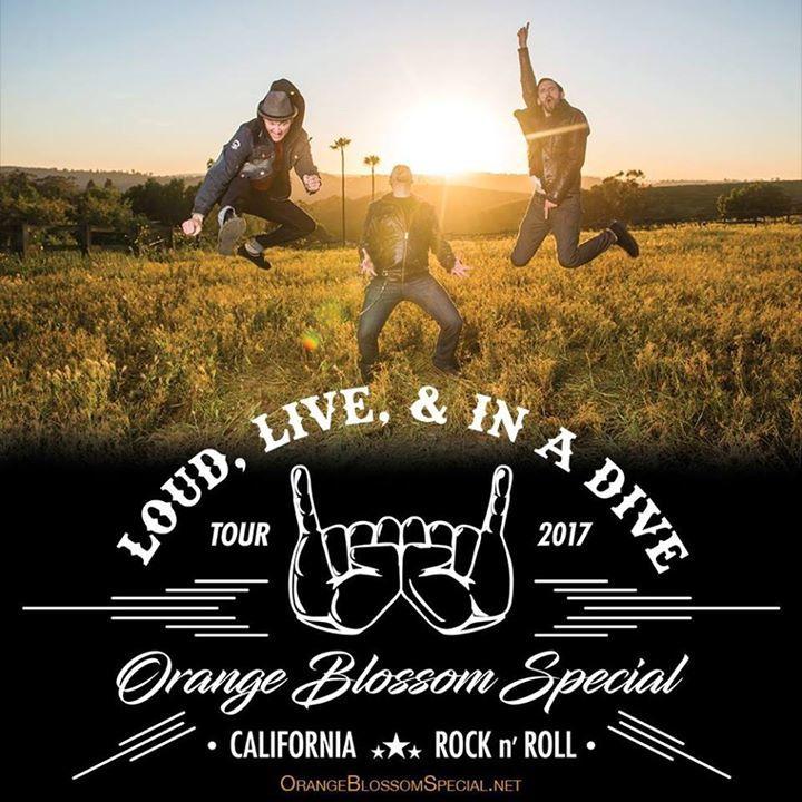 Orange Blossom Special Tour Dates
