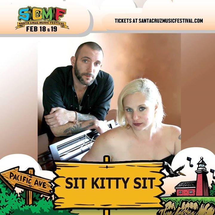 Sit Kitty Sit Tour Dates