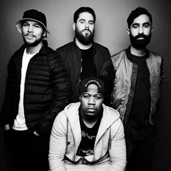 Rudimental @ V Festival - Stafford, United Kingdom