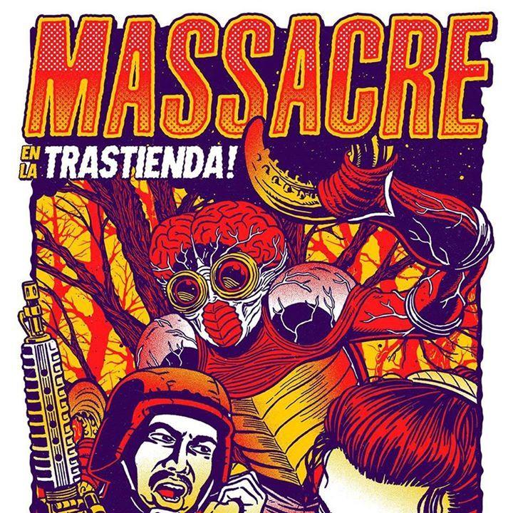 Massacre Tour Dates