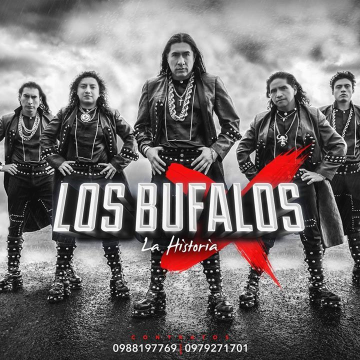 Los Bufalos de Ecuador Tour Dates
