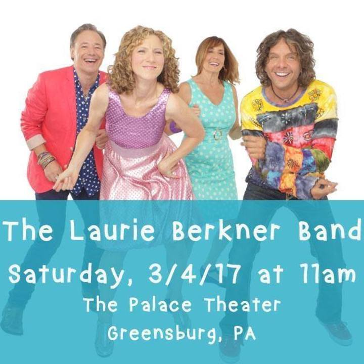 Laurie Berkner Band Tour Dates
