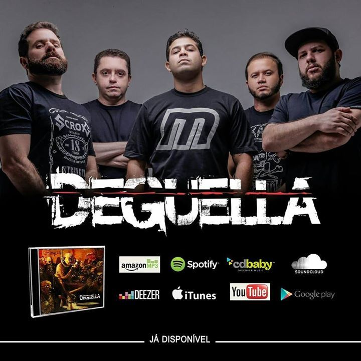 Deguella Tour Dates