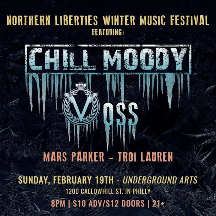 Voss @ The Ardmore Music Hall - Ardmore, PA