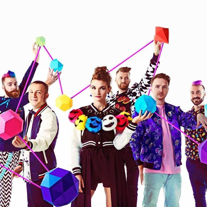 Misterwives @ Oracle Arena - Oakland, CA